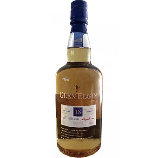 Glen elgin Glen Elgin 18Y0 0,7L