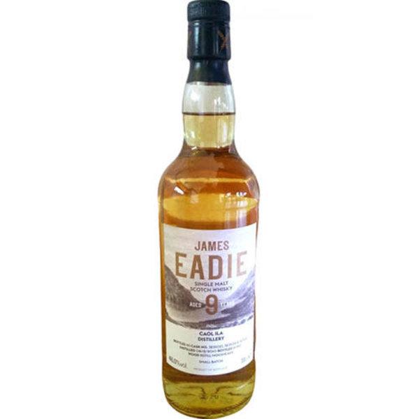 James Eadie Caol Ila 2010 James Eadie 0,7L