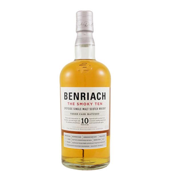 Benriach Smokey 10