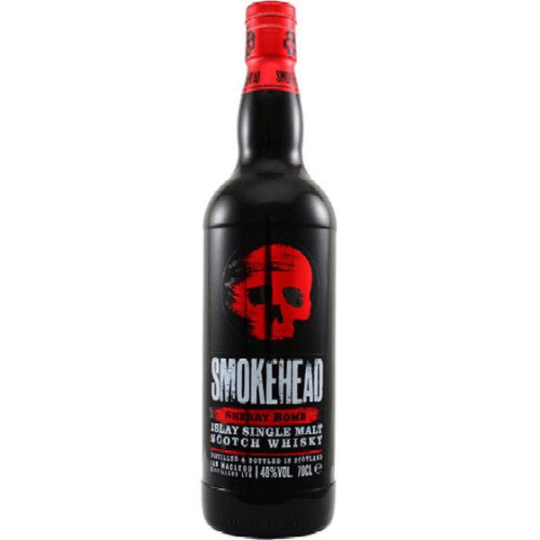 Ian Macleod & Co Smokehead Sherry Bomb 0,7L