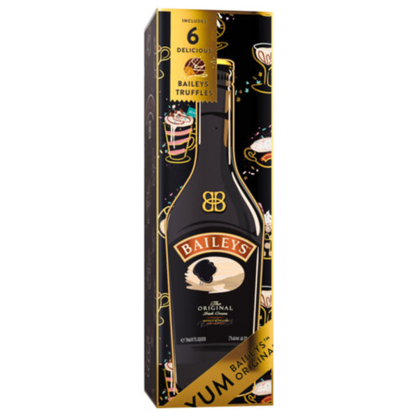 Bailey's Bailey's + truffle pack 0,7L