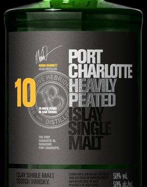 Bruichladdich Bruichladdich Port Charlotte 10YO 0,7L