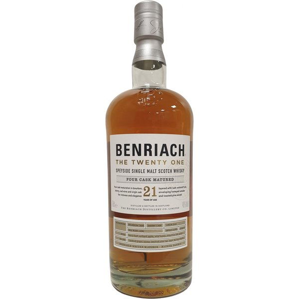 Benriach Benriach 21 YO  tears of age