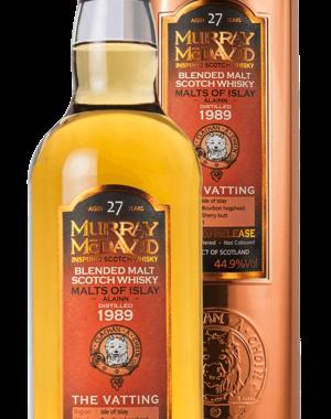 Murray McDavid Murray Mcdavid 27 jaar malts of Islay
