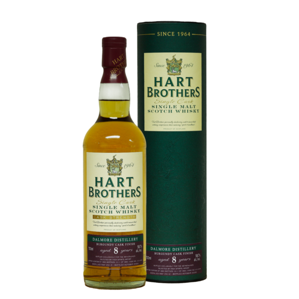 Hart Brothers Hart Brothers Dalmore 8 jaar