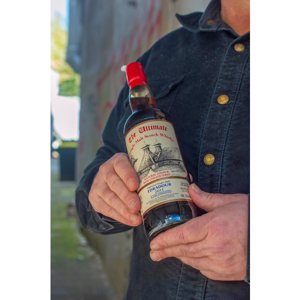 The Ultimate The Ultimate Edradour 2011  Cask Strength