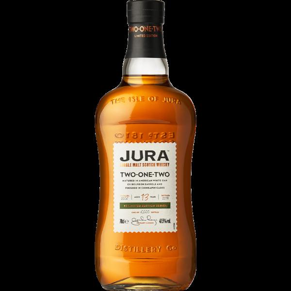 Jura Two-one-two Jura 13 YO 0,7L