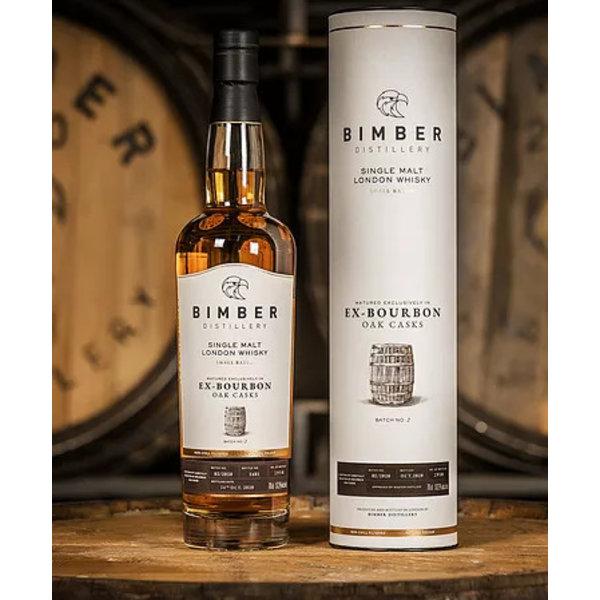 Bimber ex Bourbon batch 2