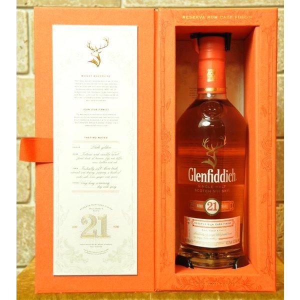 Glenfiddich Glenfiddich 21YO