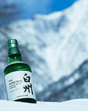 Suntory Whisky Suntory Hakushu