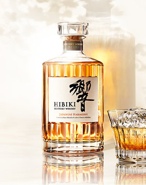 Suntory Whisky Hibiki Japanese Harmony 0,7L