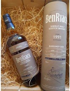 Benriach Burgundy Cask The Benriach 26YO 0,7L