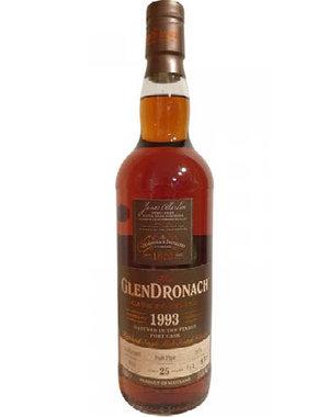 Glendronach Port Cask The GlenDronach 1993 25YO 0,7L