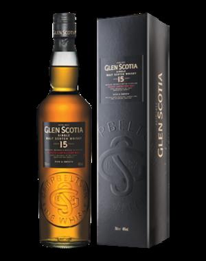 Glen Scotia Glen Scotia  15 YO