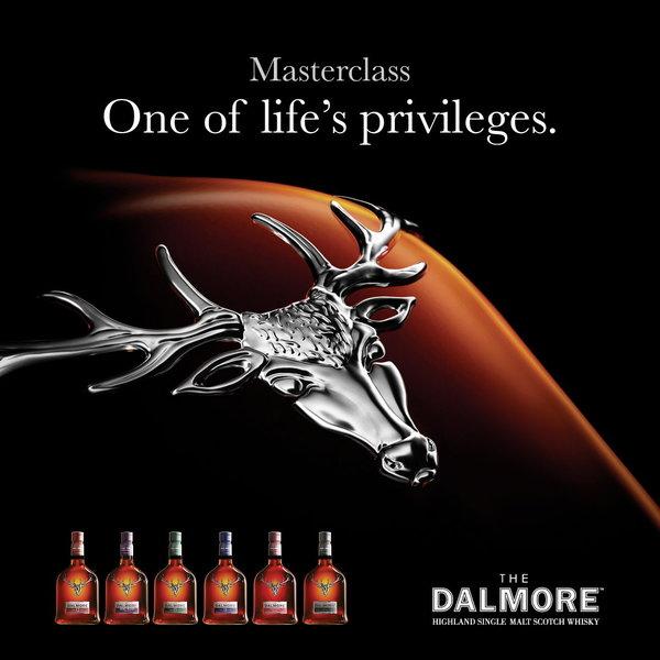 Dalmore The Dalmore  Masterclass 11:45- 14:30 28-08-2021