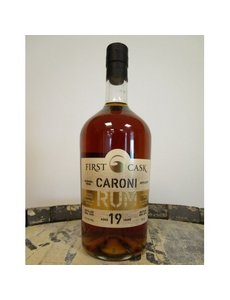 First Cask Caroni Rum 19 jaar