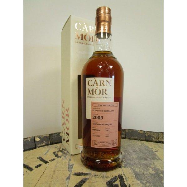 Càrn Mòr Strictly Ltd Carn Mor Glenlossie 2009 Red wine barriques