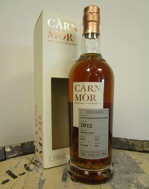 Càrn Mòr Strictly Ltd Carn Mor Bunnahabhain 2012 Sherry Butt