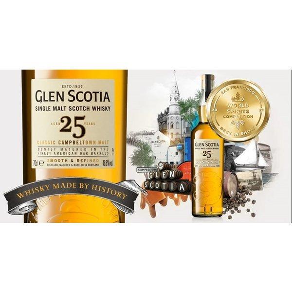 Glen Scotia 25 jaar