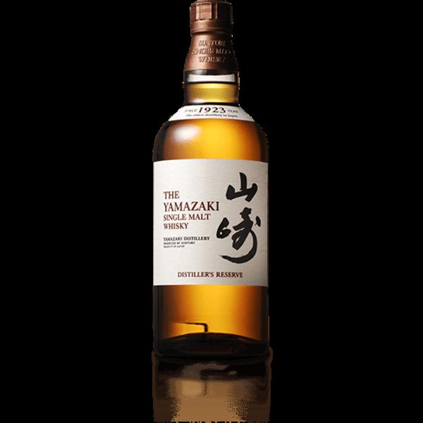 The Yamazaki Distillers reserve