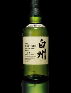 The Hakushu 12 jaar