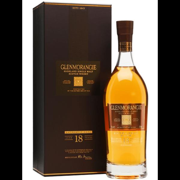 Glenmorangie 18 jaar extremely rare