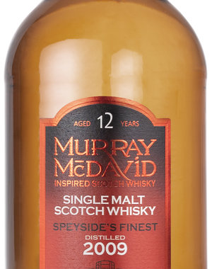 Murray McDavid Murray Mcdavid 12 jaar Speyside finest