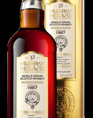 Murray McDavid Murray Mcdavid 33 jaar Invergordon single grain