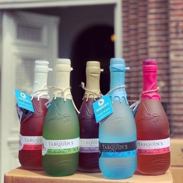 Mintis & Tarquin's gin tasting 13-11-2021 14:30 -17:00