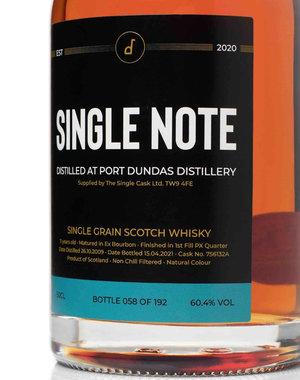Single Note Single Note  Port Dundas