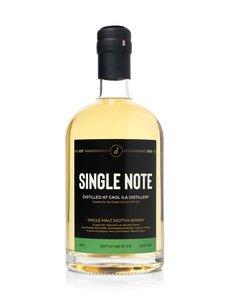 Single Note Single Note coal ila