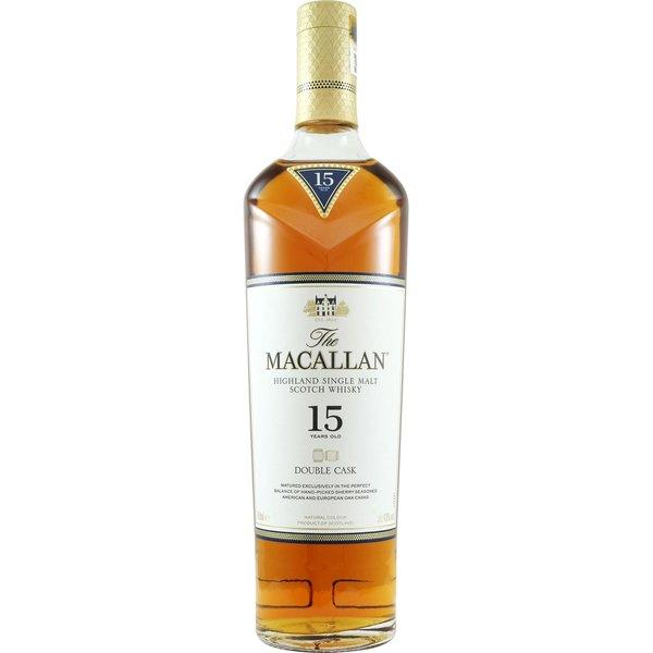 Macallan The Macallan 15YO Double cask 0,7L 2020