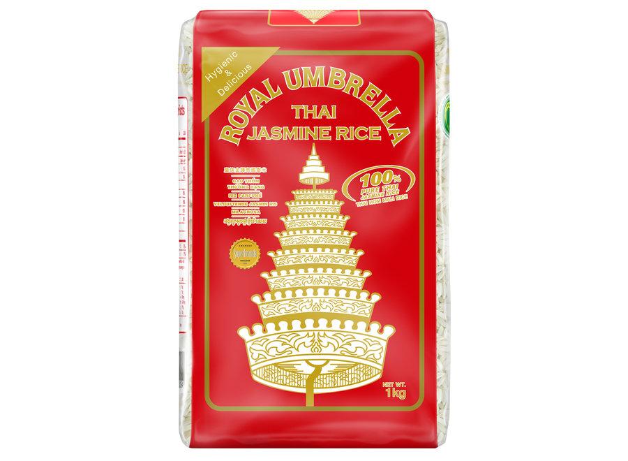 Royal Umbrella Thai Hom Mali Rice 1 KG