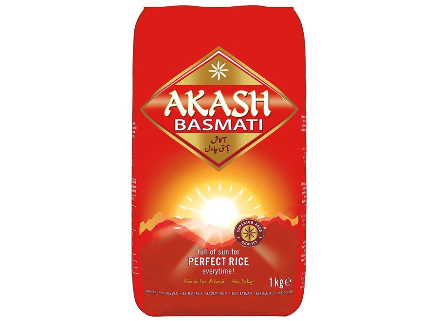 Akash - Basmati Rijst - 1 KG