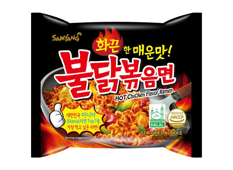 Samyang Hot Chicken 5x140 G