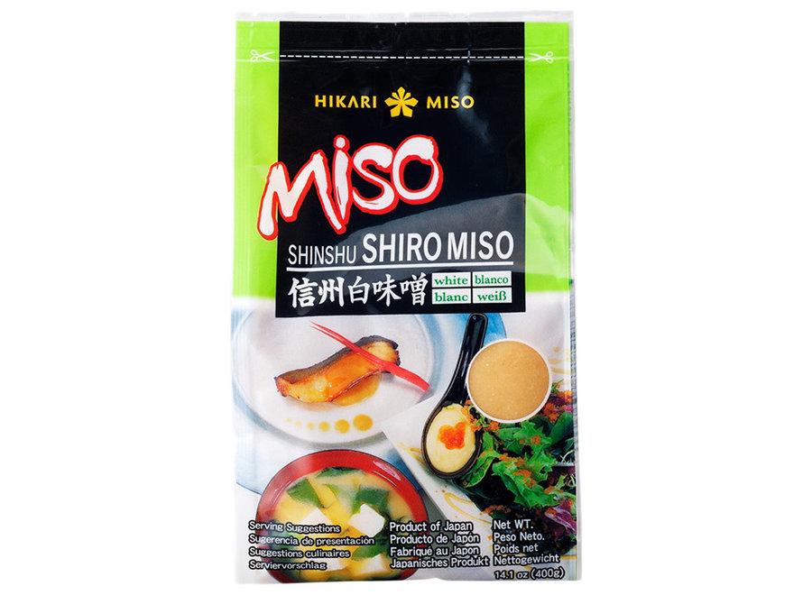 Japanse Witte Miso Pasta - Hikari Miso