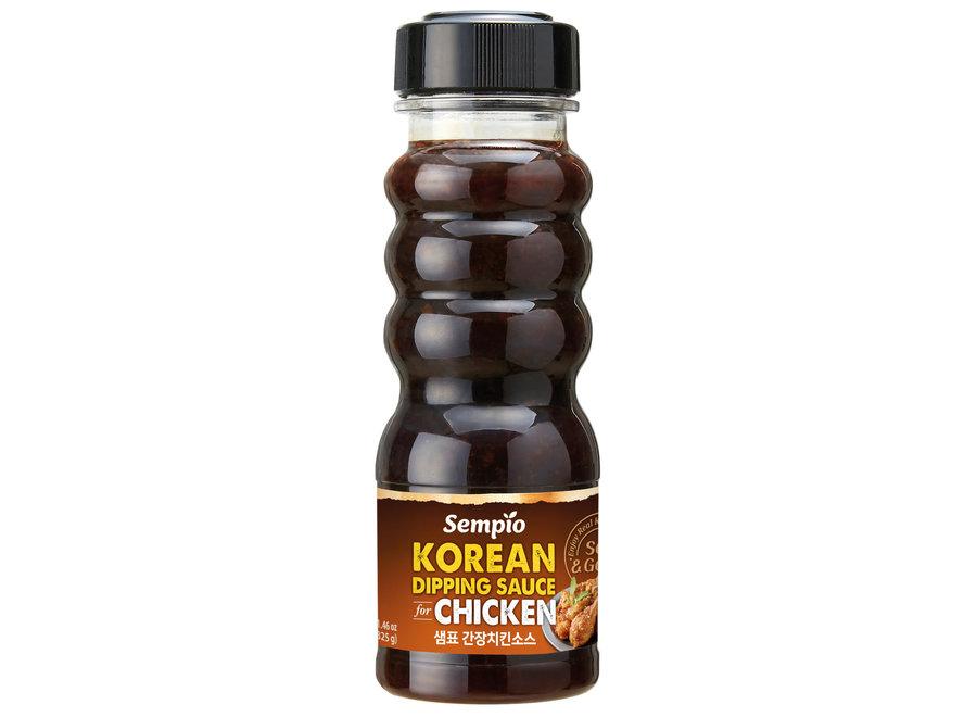 Korean Fried Chicken Saus Soy & Garlic