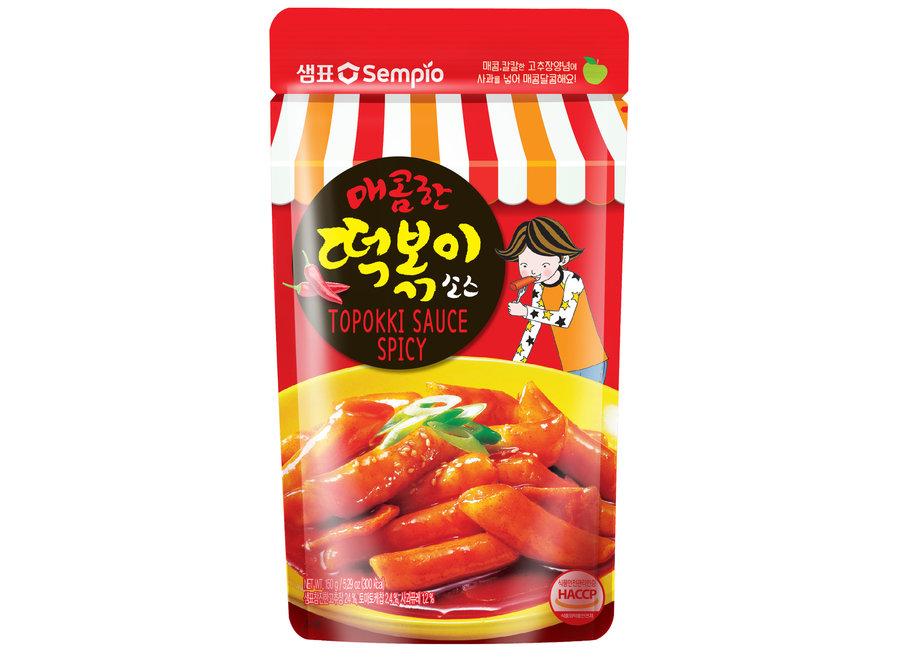 Topokki Spicy Sauce - Sempio