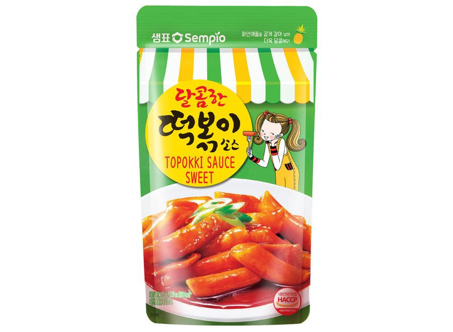 Sempio Topokki Sauce Sweet 150 g