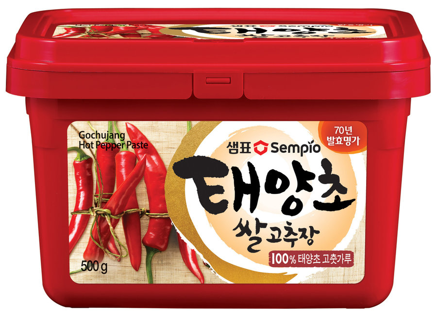 Sempio - Gochujang - Hot Pepper Paste