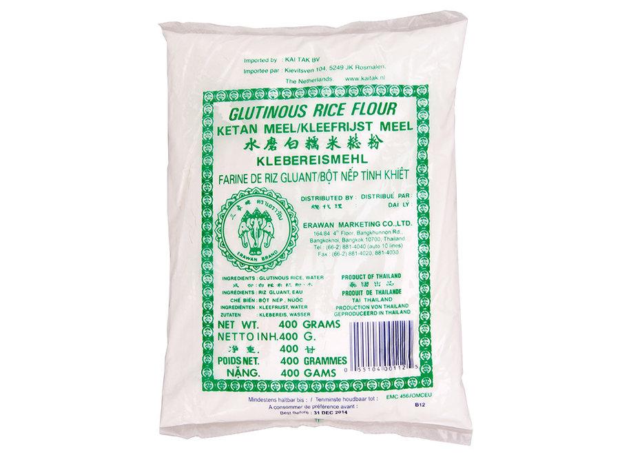 Erawan Glutinous rice flour 400 G