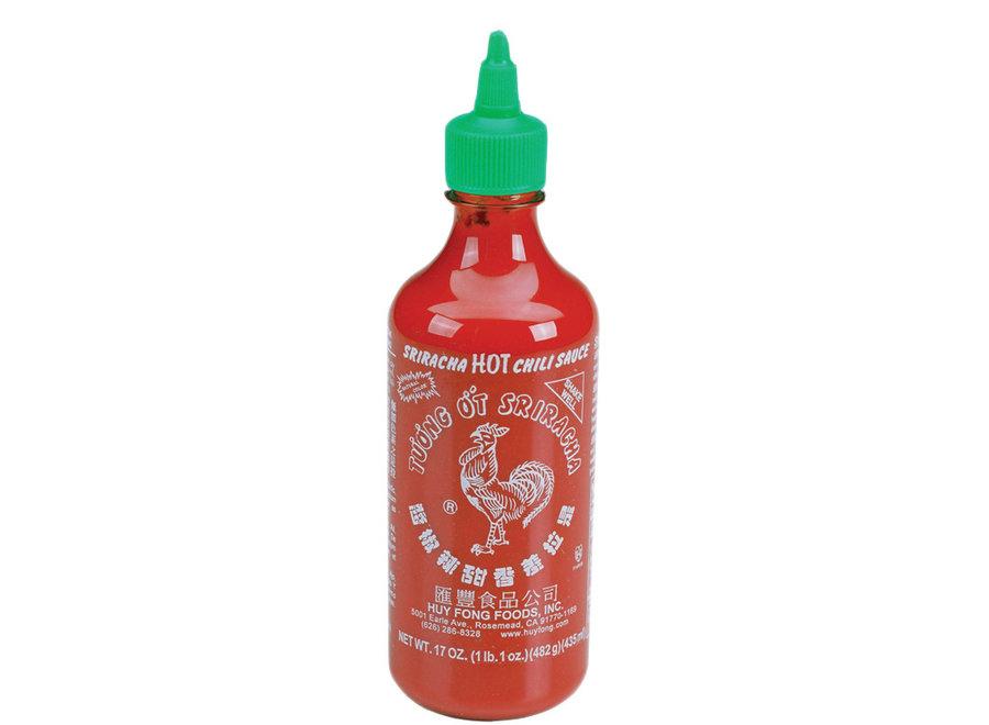 Huy Fong Sriracha Chilli Sauce 482 G.