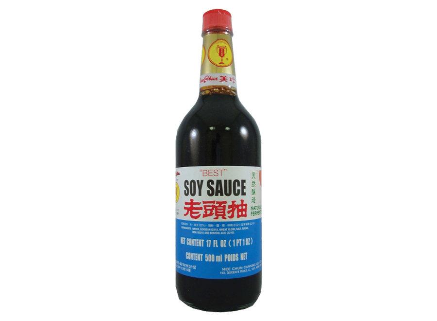 Mee Chun Best Soy Sauce 500 ml