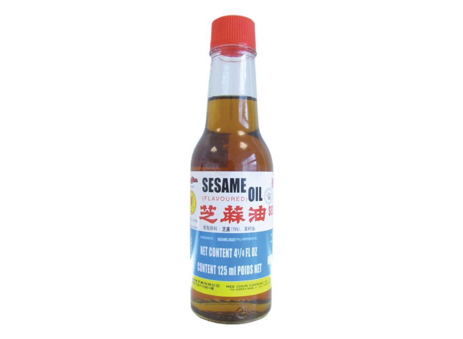 Mee Chun Sesame Oil 125 ml