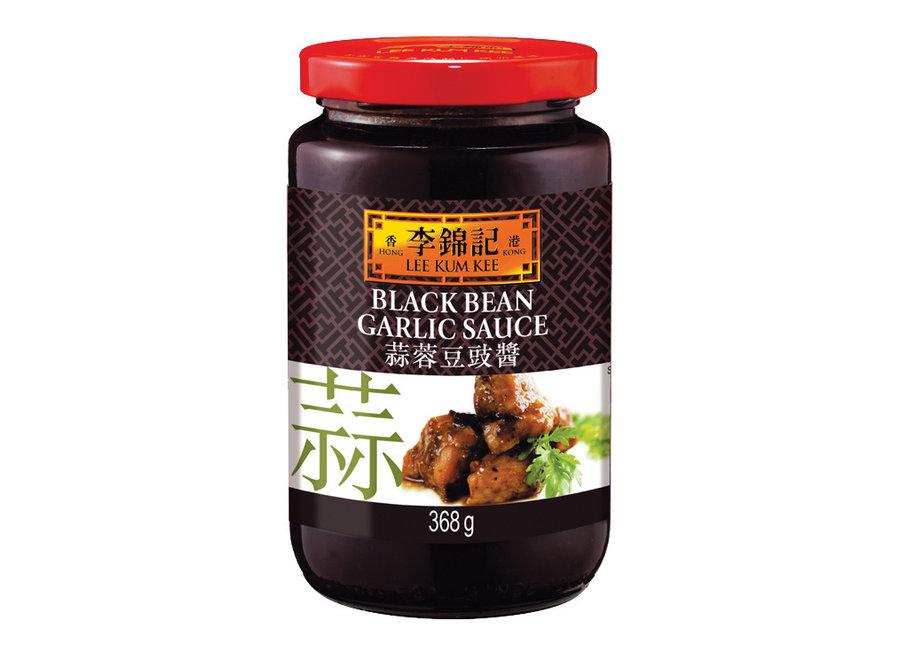 LKK Black Bean Garlic Sauce 368 G