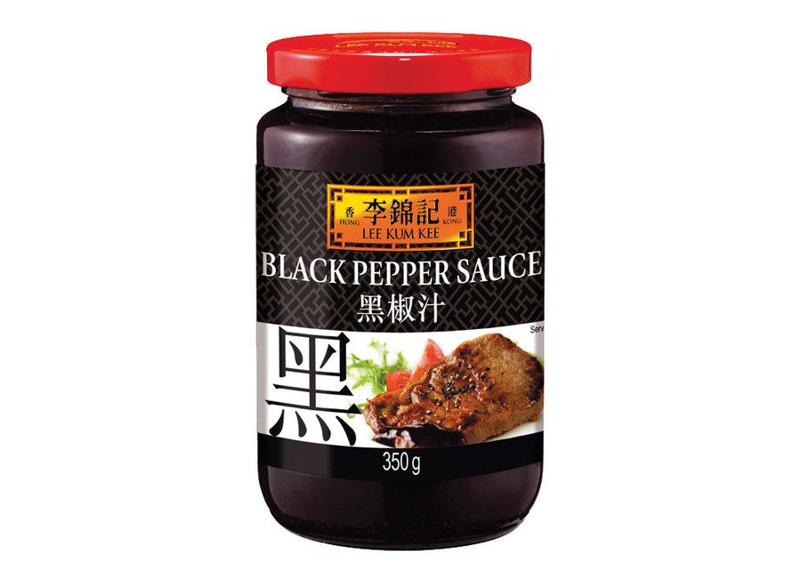 LKK Black Peper Sauce 350 G