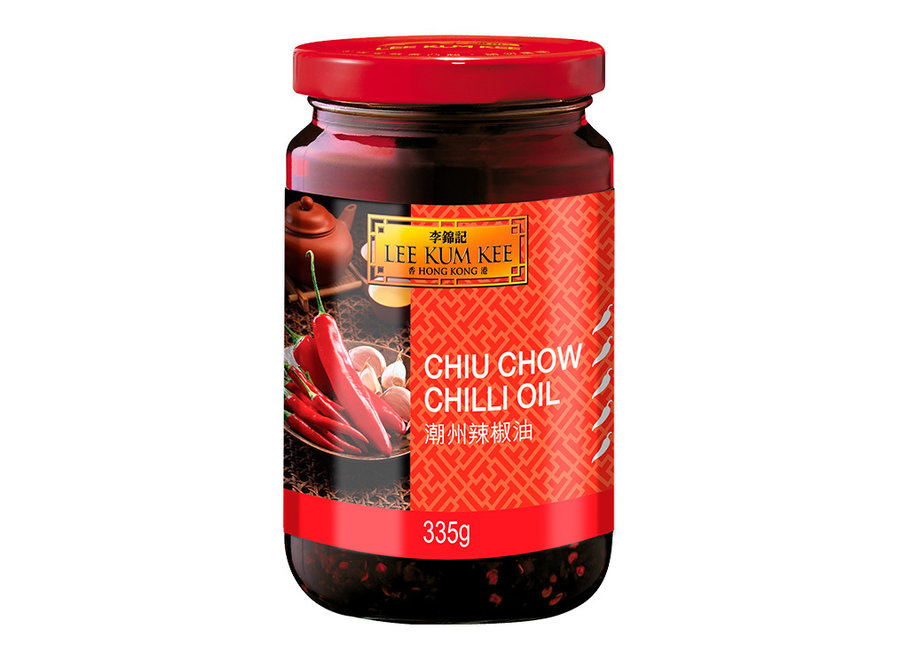 LKK Chiu Chow Chilli Oil 335 G