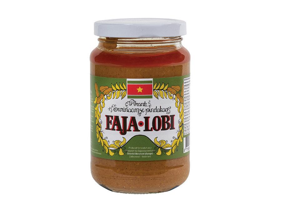 Faja Lobi Pindakaas