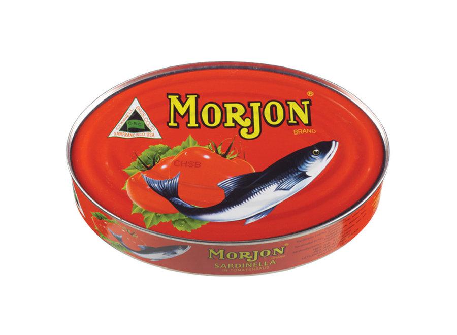 Morjon Sardinella In Tomato Sauce 215 G