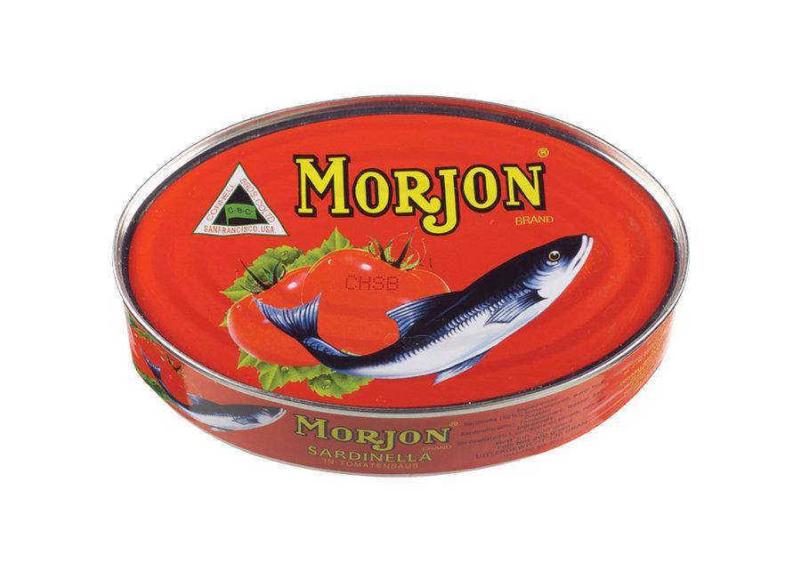 Morjon Sardinella In Tomato Sauce 425 G